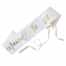 Oh Baby! Party Supplies - Paper Sash