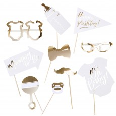 Oh Baby! Photo Props Pack of 10