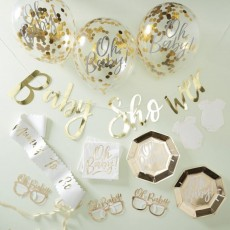 Oh Baby! Party Supplies - Party Packs Party In A Box