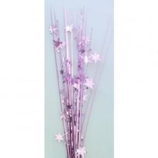Pink Stars Onion Grass Spangle