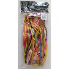 Multi Colour ed  Pre-Tied Ribbons