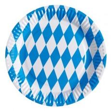 Oktoberfest Bavarian Dinner Plates