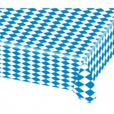 Oktoberfest Bavarian Plastic Table Cover