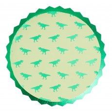 Dinosaur Roar Dinner Plates