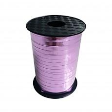 Light Pink Metallic Balloon Ribbon 225m x 5mm