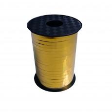 Dark Gold Metallic Balloon Ribbon 225m x 5mm