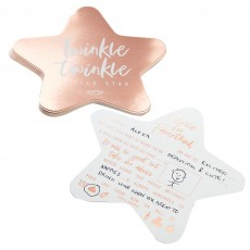 Twinkle Twinkle Advice Cards Party Games
