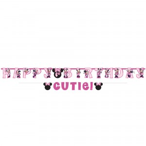 Minnie Mouse Forever Jumbo Banners