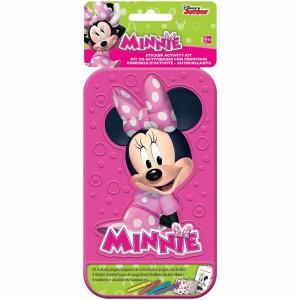 Minnie Mouse Sticker Activity Kit Favour