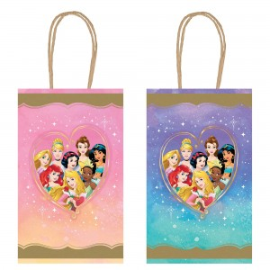 Disney Princess Once Upon A Time Kraft Paper Favour Bags