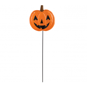 Halloween Small Pumpkin Yard Sign