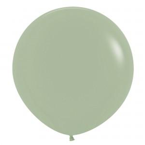 Green Fashion Eucalyptus  Latex Balloons