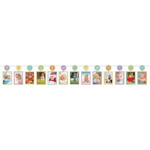 Baby Shower - General Game Photo Line Garland