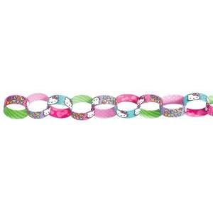 Hello Kitty Rainbow Chain Garland