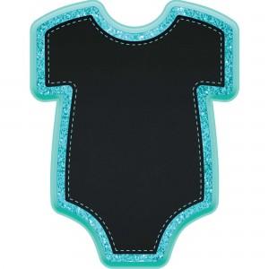 Baby Shower - General Baby Boy Bodysuit Glittered Easel Misc Decoration