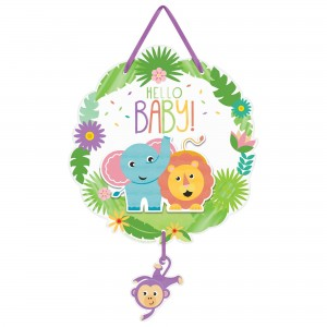 Fisher Price Hello Baby Sign Hanging Decoration