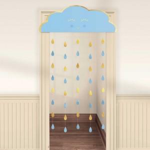 Oh Baby Boy Door Decoration
