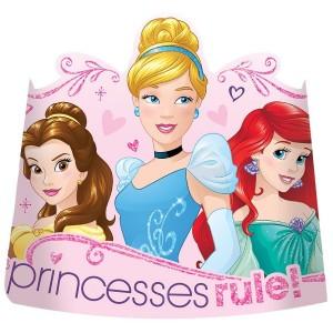 Disney Princess Dream Big Paper Tiaras