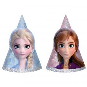 Disney Frozen 2 Mini Holographic Party Hats