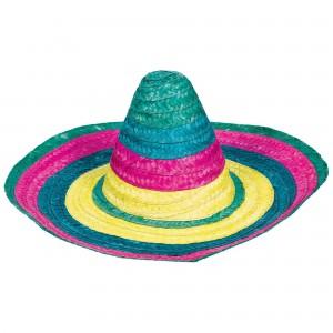Mexican Fiesta Sombrero Head Accessorie