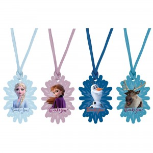 Disney Frozen 2 Thank You Tags Misc Accessories