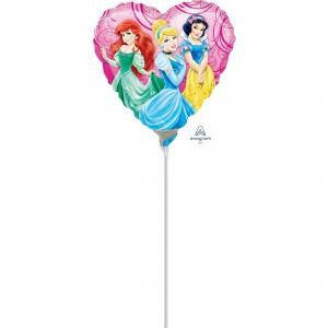Disney Princess Garden Shaped Balloon