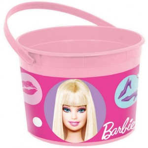 Barbie All Doll'd Up Container Favour Boxe