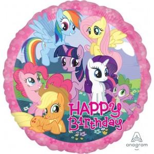 My Little Pony Standard HX Foil Balloon