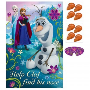 Disney Frozen Party Game
