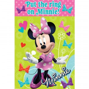 Minnie Mouse Happy Helpers Party Game