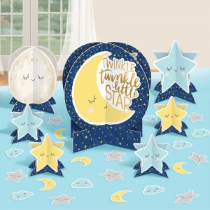 Twinkle Little Star Table Centrepiece Decorating Kit