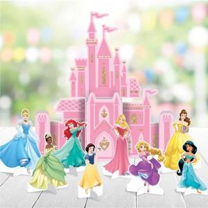 Disney Princess Once Upon A Time Table Decorating Kit
