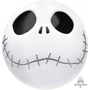 Halloween Jack Skellington Shaped Balloon