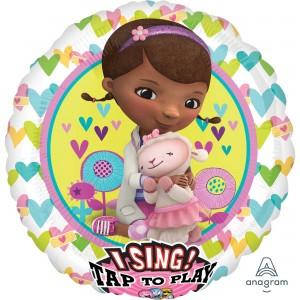 Doc Mc Stuffins Sing-A-Tune XL Singing Balloon