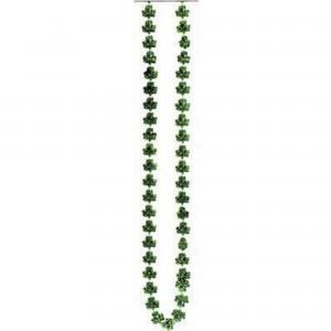 St Patrick's day Shamrock Bead Chain Jewellery