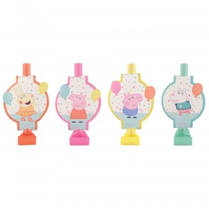 Peppa Pig Confetti Party Blowouts
