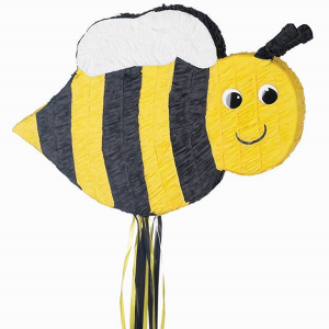 What Will It Bee? Bumble Bee Pinata