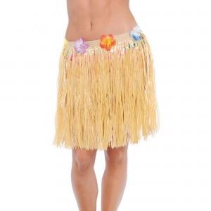 Hawaiian Luau Skirt Adult Costume