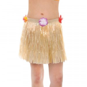 Hawaiian Luau Skirt Child Costume