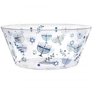 Hanukkah Plastic Serving Bowl