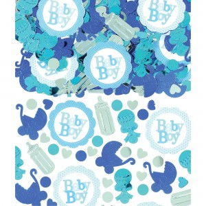 Baby Shower - General Bottles & Rattles Confetti