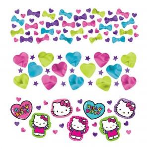 Hello Kitty Rainbow Confetti