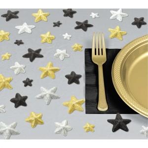 Glitz & Glam Star Scatters Confetti