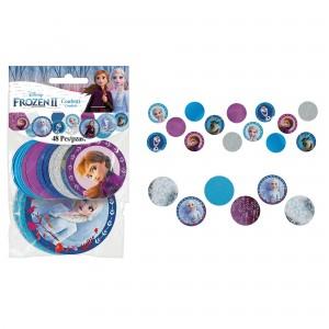 Disney Frozen 2 Giant Circle Confetti