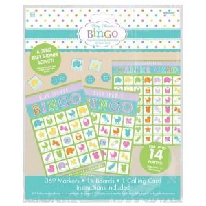 Baby Shower - General Bingo Party Game