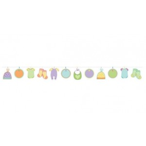 Baby Shower - General Autographed Garlands