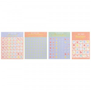 Baby Shower - General Bingo Games Party Games
