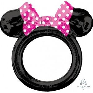 Minnie Mouse CI: Frame Shaped Balloon