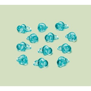 Baby Shower - General Blue Pacifiers Dummies Favours
