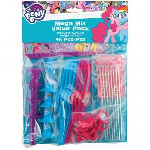 My Little Pony Friendship Adventures Mega Mix Favours